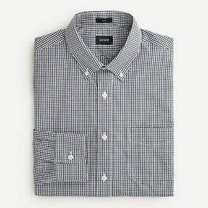 ✨NWT✨J. CREW // Slim Ludlow gingham shirt